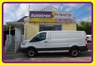 Used 2016 Ford Transit 250 3/4 Ton Cargo Van, Loaded for sale in Woodbridge, ON