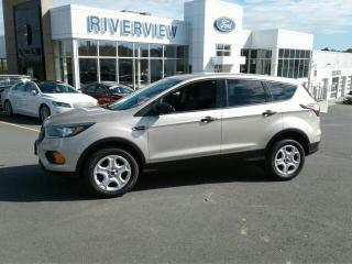 New 2018 Ford Escape S for sale in Fredericton, NB