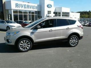 New 2018 Ford Escape Titanium for sale in Fredericton, NB