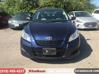 Used 2012 Toyota Matrix for sale in London, ON