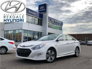 Used 2013 Hyundai Sonata Hybrid Limited w/Technology Package for sale in Toronto, ON