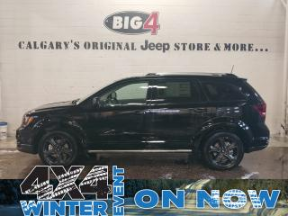 New 2018 Dodge Journey Crossroad for sale in Calgary, AB