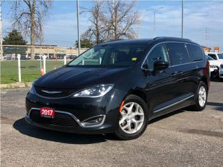 Used 2017 Chrysler Pacifica Touring-L Plus**Leather**NAV**DVD**Back UP CAM for sale in Mississauga, ON