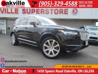 Used 2018 Volvo XC90 T6 Inscription | 360 CAM | BSM | PANO ROOF | NAVI for sale in Oakville, ON