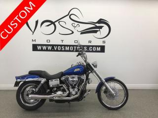 Used 2007 Harley-Davidson FXDWG Dyna Glide Custom - Free Delivery in GTA** for sale in Concord, ON