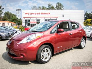 Used 2014 Nissan Leaf SV, Zero Emissions for sale in Port Moody, BC