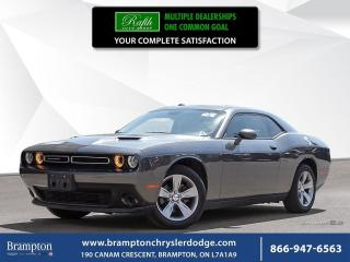 Used 2017 Dodge Challenger SXT | for sale in Brampton, ON
