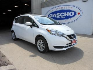 Used 2017 Nissan Versa Note 1.6 SV Heated Seats Bluetooth for sale in Kitchener, ON