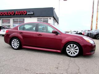 Used 2011 Subaru Legacy 3.6R Limited AWD Navigation Camera Certified 2YR Warranty for sale in Milton, ON