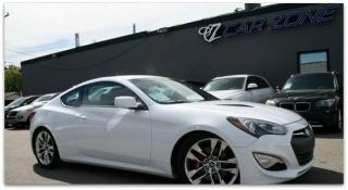 Used 2016 Hyundai Genesis Coupe 3.8L R-SPEC for sale in Calgary, AB