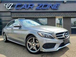 Used 2015 Mercedes-Benz C-Class C 400 4MATIC ALL WHEEL DRIVE for sale in Calgary, AB