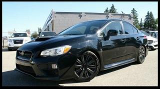 Used 2016 Subaru WRX for sale in Calgary, AB