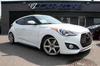 Used 2015 Hyundai Veloster Turbo for sale in Calgary, AB