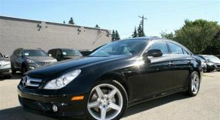 Used 2009 Mercedes-Benz CLS-Class 5.5L for sale in Calgary, AB