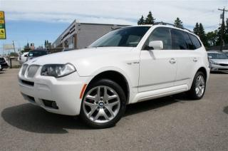 Used 2008 BMW X3 3.0si AWD, Fully Inspected for sale in Calgary, AB