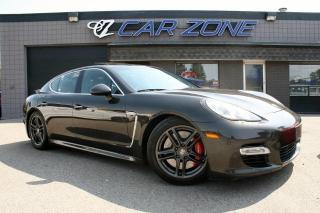 Used 2010 Porsche Panamera Turbo for sale in Calgary, AB