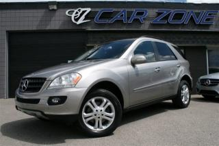 Used 2006 Mercedes-Benz ML-Class 3.5L Low kms, Easy Loan Options for sale in Calgary, AB