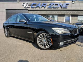Used 2009 BMW 7 Series 750i NAVI HEADS UP LOW KMS for sale in Calgary, AB