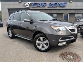 Used 2011 Acura MDX Tech Pkg DVD 7 PASSENGER for sale in Calgary, AB