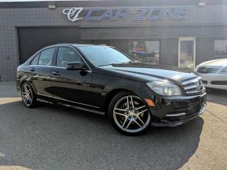 Used 2011 Mercedes-Benz C-Class C 350 4MATIC, NAVI, PANOROOF, BACKUP CAM for sale in Calgary, AB