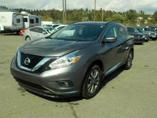 Used 2017 Nissan Murano SV AWD for sale in Burnaby, BC