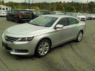 Used 2017 Chevrolet Impala LT for sale in Burnaby, BC