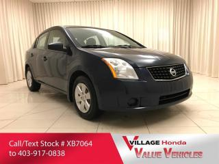 Used 2009 Nissan Sentra 2.0 S for sale in Calgary, AB