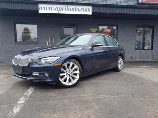 Used 2014 BMW 3 Series 320i xDrive for sale in Lévis, QC