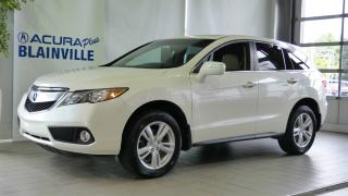 Used 2015 Acura RDX technologie for sale in Blainville, QC