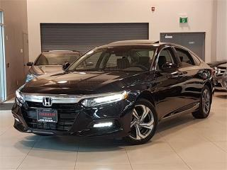 Used 2018 Honda Accord Sedan EX-L-AUTO-CAMERA-LEATHER-SUNROOF-LOADED for sale in York, ON
