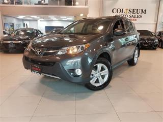 Used 2014 Toyota RAV4 XLE-REAR CAMERA-SUNROOF-BLUETOOTH-ONLY 67KM for sale in York, ON