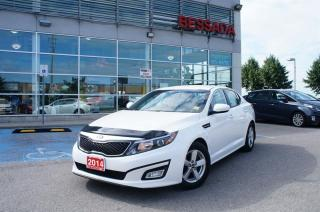Used 2014 Kia Optima LX AT for sale in Pickering, ON