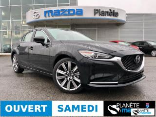 Used 2018 Mazda MAZDA6 GT CUIR TOIT MAGS for sale in Mirabel, QC
