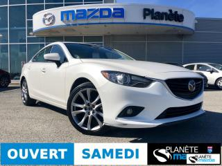 Used 2014 Mazda MAZDA6 Gt Toit Mags Cuir for sale in Mirabel, QC
