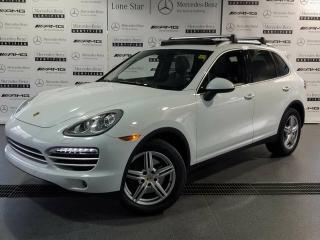 Used 2014 Porsche Cayenne Platinum Edition for sale in Calgary, AB