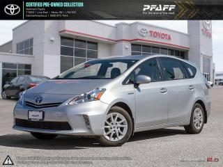 Used 2014 Toyota Prius V CVT LOADED BLUETOOTH AND MORE for sale in Orangeville, ON