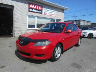 Used 2006 Mazda MAZDA3 GS for sale in Saint-hubert, QC