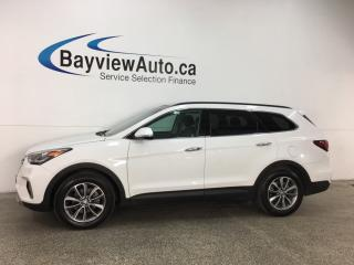 Used 2018 Hyundai Santa Fe XL Luxury - PANOROOF! HTD LTHR! BSD! INFINITY! HTD STRNG WHL! for sale in Belleville, ON