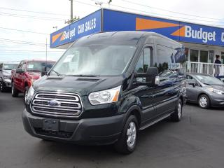Used 2017 Ford Transit Connect 15 Passenger, EcoBoost, Radar Assist Parking for sale in Vancouver, BC