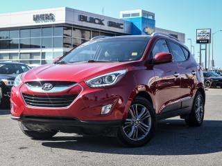 Used 2015 Hyundai Tucson GLS, SUNROOF, HEATED SEATS, ALLOY WHEELS, for sale in Ottawa, ON