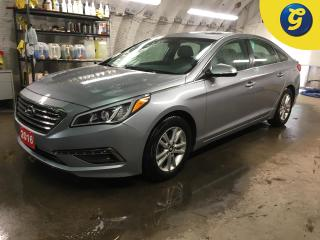 Used 2016 Hyundai Sonata GLS*SUNROOF*PHONE CONECT*BLINDSPOT ASIST*BACK UP CAMERA/BACK UP SENSORS*HEATED FRONT & REAR SEATS/HEATED STEERING WHEEL*ECO/SPORT MODE* for sale in Cambridge, ON