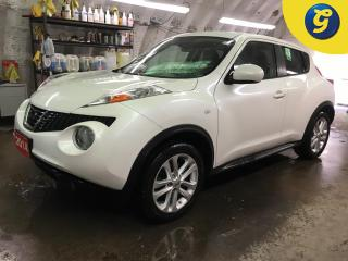Used 2014 Nissan Juke SL*AWD*NAVIGATION*SUNROOF*LEATHER*POWER TAILGATE*BACK UP CAMERA*HANDSFREE PHONE/STEERING WHEEL CONTROL*VOICE RECOGNITION*PASSIVE ENTRY*FLIP DOWN SEATS for sale in Cambridge, ON