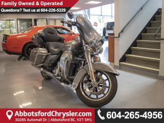 Used 2016 Harley-Davidson FLHTCUI *ACCIDENT FREE* for sale in Abbotsford, BC