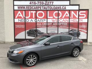 Used 2014 Acura ILX PREMIUM-ALL CREDIT ACCEPTED for sale in Scarborough, ON