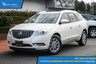Used 2014 Buick Enclave Premium Navigation, Heated & Ventilated Seats, Sunroof for sale in Coquitlam, BC