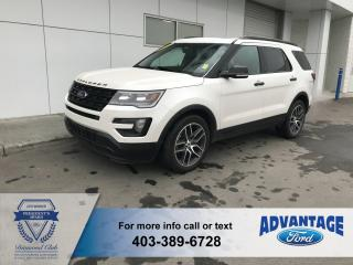 Used 2016 Ford Explorer SPORT for sale in Calgary, AB