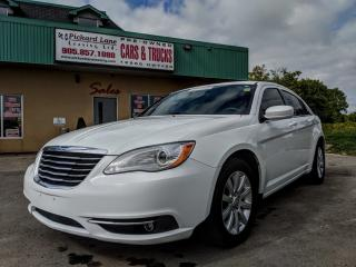 Used 2014 Chrysler 200 Touring POWER SEATS!! HEATED SEATS!! for sale in Bolton, ON