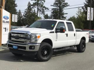 Used 2011 Ford F-250 XLT, Heated Mirrors, CD for sale in Duncan, BC