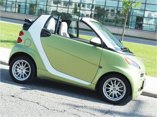 Used 2011 Smart fortwo CITY FLAME|NAVI|LEATHER|PANOROOF|BRABUS WHEELS for sale in Toronto, ON