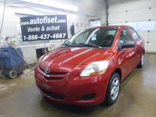 Used 2007 Toyota Yaris for sale in St-Raymond, QC
